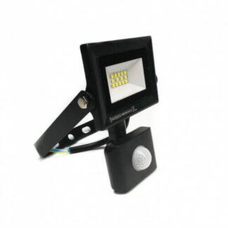 Прожектор світлодіодний з датчиком руху 10W
