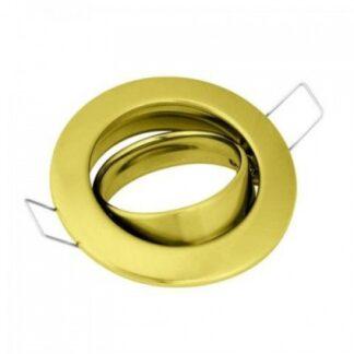 Світильник точковий поворотний LAVANTA золотий