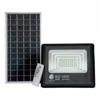 TIGER-40 прожектор світлодіодний на сонячній батареї 40W