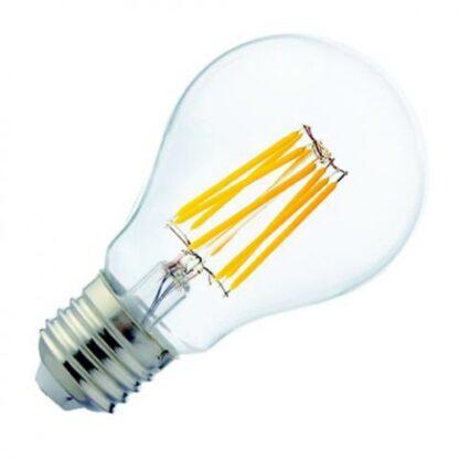 """Лампа світлодіодна """"Filament Globe - 8"""" 8W A60 Е27 2700К"""